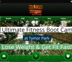 Ultimate Fitness Boot Camp screen shot